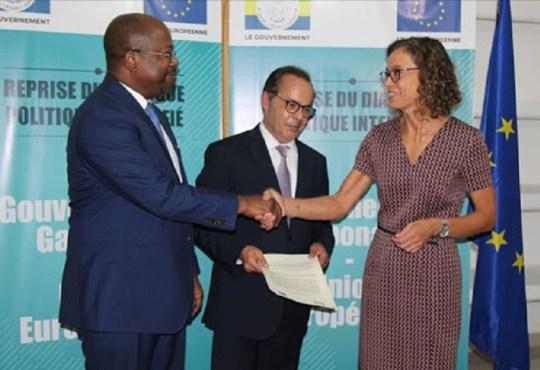 Gabon-Union européenne:On est ensemble