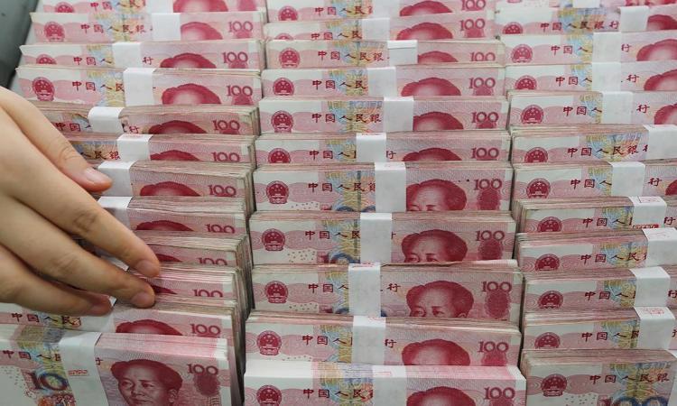 Chine Monnaie Yuan - ECONOMIE : LE YUAN, TROISIÈME PLUS GRANDE MONNAIE DE RÉSERVE D'ICI 2030
