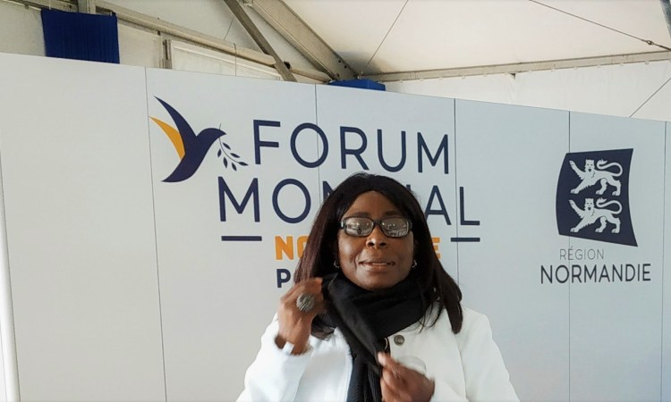 02 octobre 2020 Normandie pour la paix3 02 - Caen : 3e édition du Forum mondial Normandie pour la Paix - octobre 2020