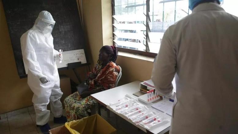 Covid1 - Coronavirus : Baisse des cas de contamination au Gabon