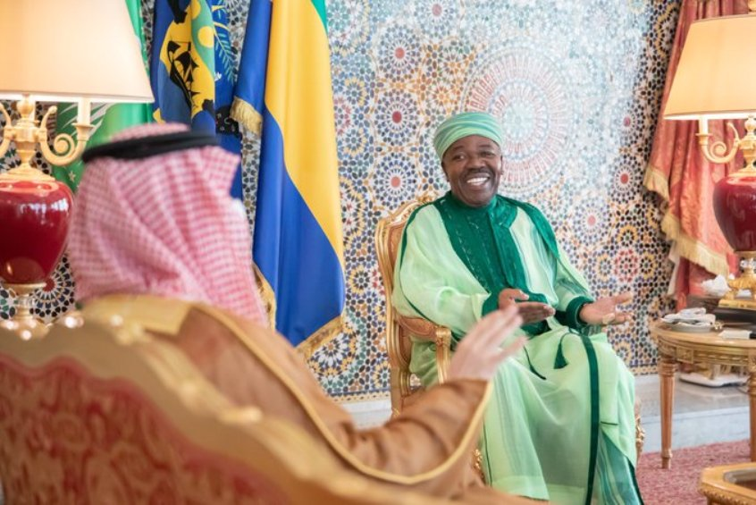 Gabon Arabie SaouditeCest du solide - Gabon-Arabie Saoudite:C'est du solide