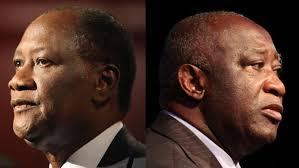 Gbagbo et Ouattara - Présidentielle ivoirienne: Laurent Gbagbo se range du côté de l'opposition