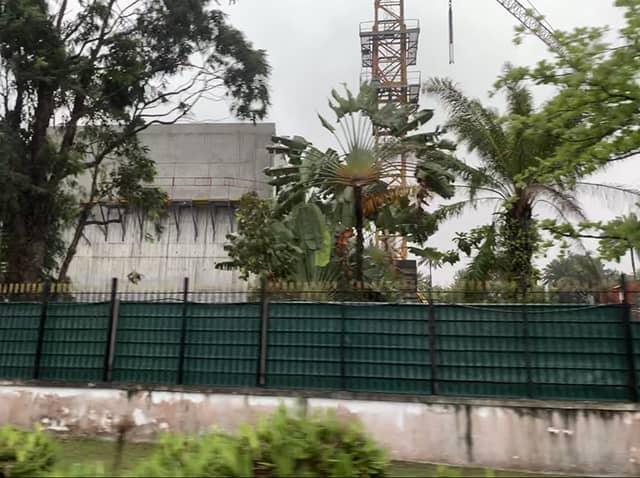 IMG 20201020 WA0013 - BTP/Incident/Construction  à l'ambassade de France : la société adjudicataire donne sa version.