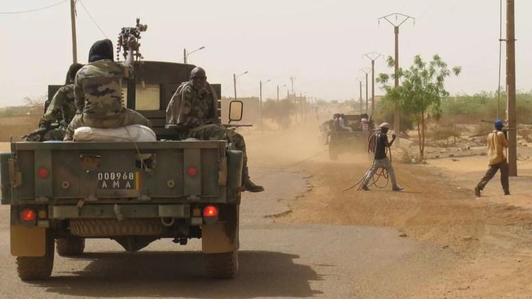 Mili1 - Mali: Une dizaine de militaires tués dans une double attaque
