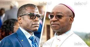 lArcheveque et Matha Copie - Gabon : Vers un apaisement au sujet de la réouverture des lieux de culte