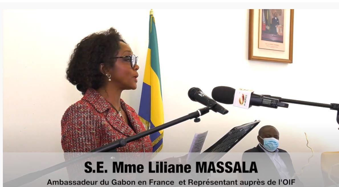 09 novem 2020 liliane boula - Gabon : Les dessous de la nomination de Liliane MASSALA BOULA-BOULA