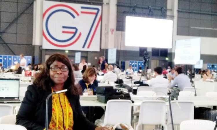 69547308 10217014794754765 8113545207598809088 n - Souvenez-vous :  France - 45ÈME Sommet du G7 de Biarritz