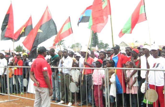 Angola: libération de dizaines de manifestants de l'opposition