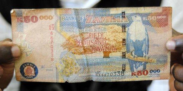 Dette: la Zambie a choisi délibérément de ne rembourser aucun créancier