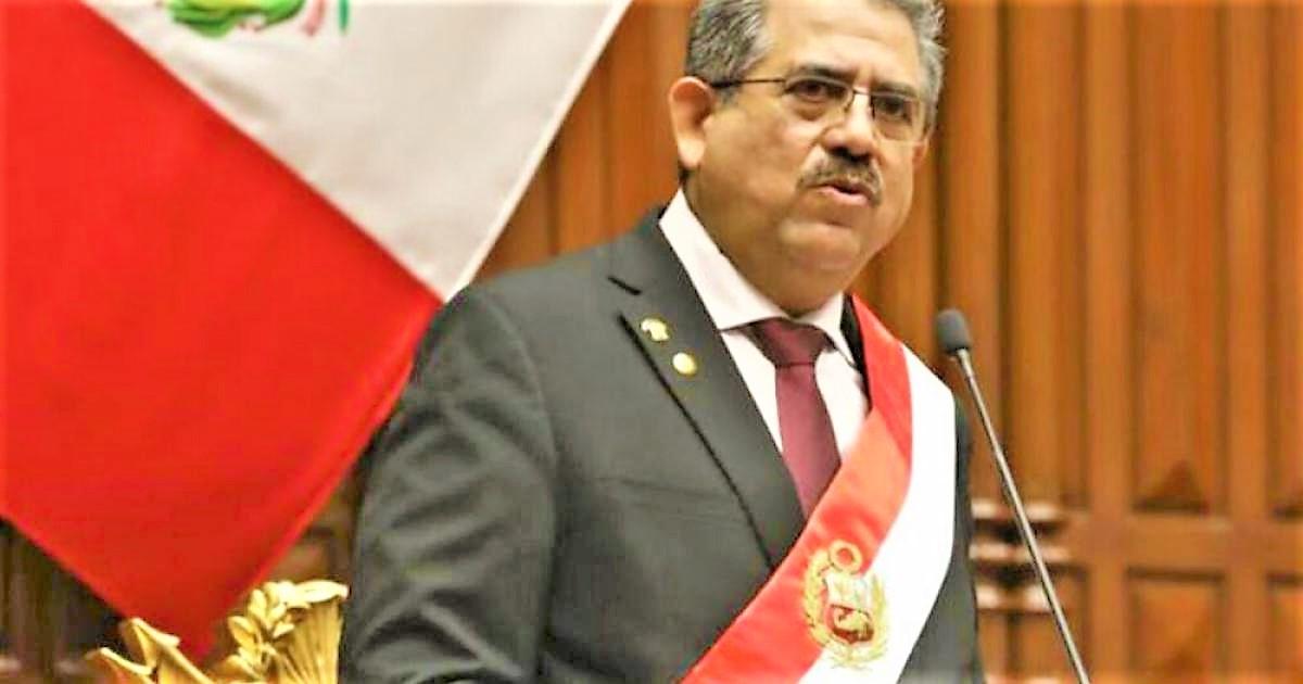 Manuel Merino le nouveau president par interim - Pérou : Destitution de Martin Vizcarra, la mobilisation des populations ne faiblit pas