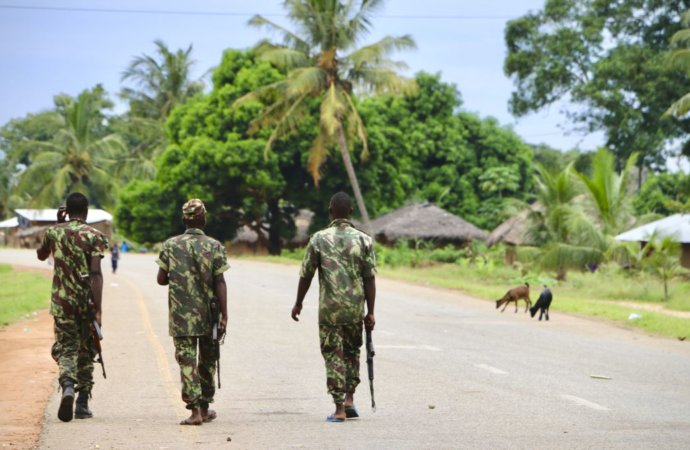 Mozambique: 33.000 personnes fuient  les violences djihadistes