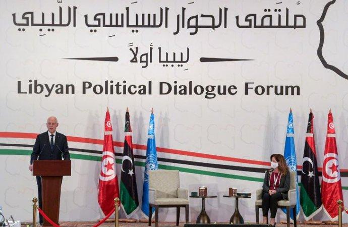 Ouverture de pourparlers interlibyens en Tunisie, l'ONU «optimiste»