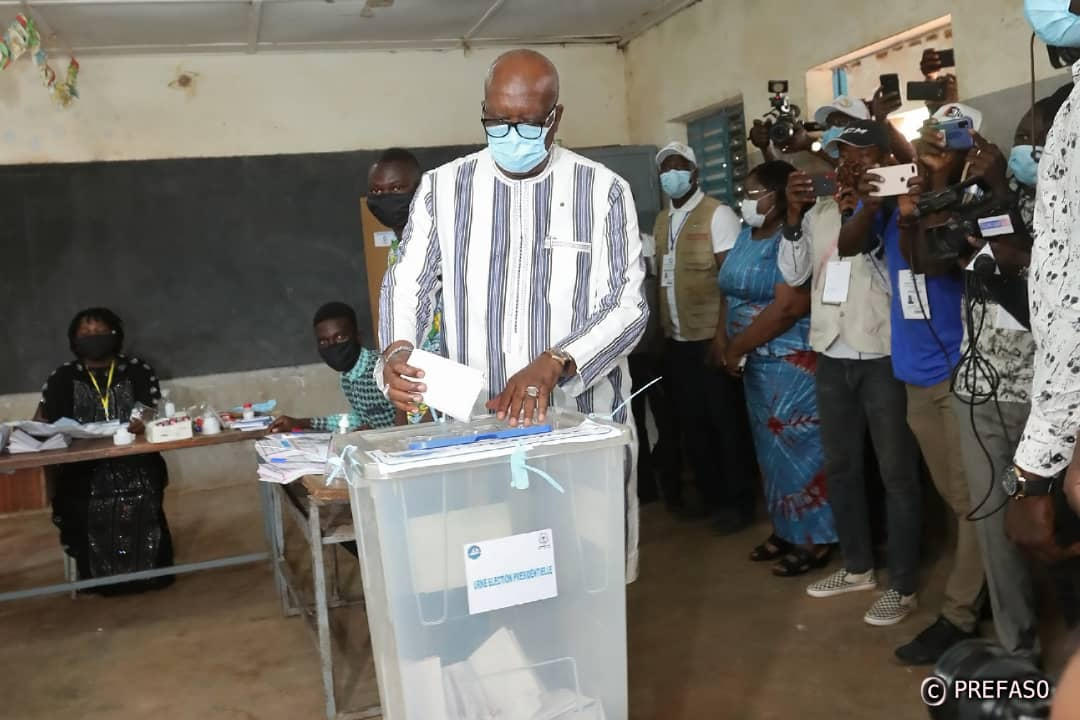 Presidentielle et legislatives au Burkina Faso Les scrutins ont - Présidentielle et législatives au Burkina Faso : Les scrutins ont bien démarré