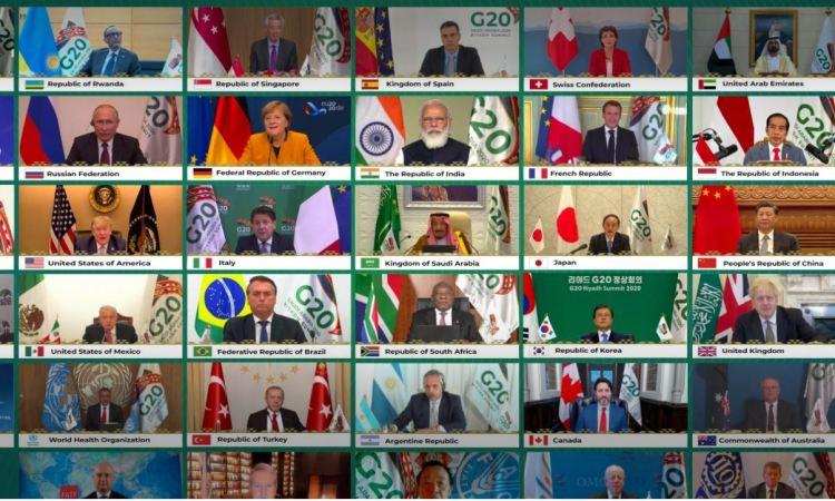 ok 22 G20 DERNIER JOUR 1 - Sommet de Riyad : les engagements de la Présidence Saoudienne du G20
