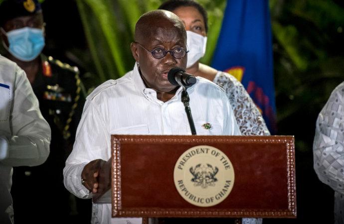 Présidentielle auGhana: l'opposition rejette les résultats