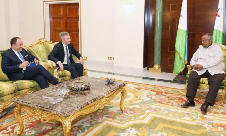 Djibouty lemoyne1 - France | Diplomatie : Visite de Jean-Baptiste Lemoyne à Djibouti