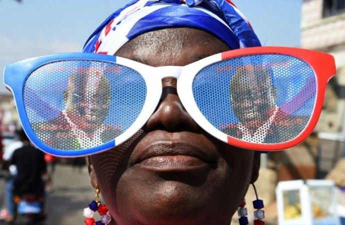 «Exemple de démocratie», le Ghana aux urnes pour élire son président