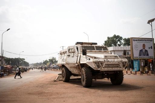 Centrafrique: premières attaques rebelles aux abords de Bangui
