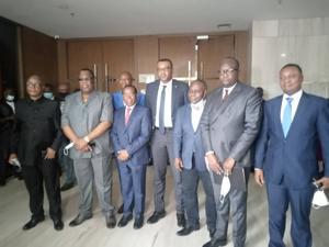 RDC : 42 députés nationaux PPRD adhèrent « individuellement et librement » à l'Union sacrée pour la nation