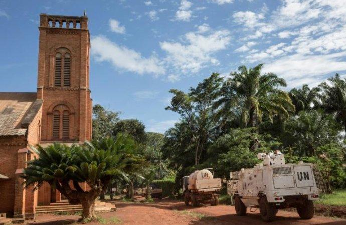 Centrafrique: les Casques bleus reprennent le contrôle d'une ville occupée par les rebelles
