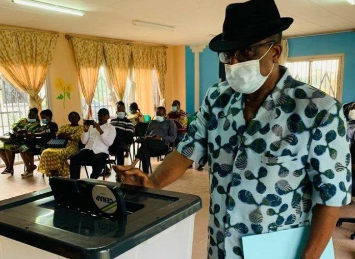 Gabon Succes des primaires du PDG qui a investi - Gabon : Succès des primaires du PDG qui a investi ses 52 candidats pour les élections sénatoriales