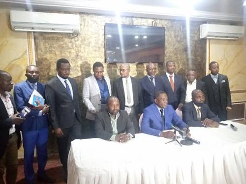 RDC : les partis CDR, UR et PFC quittent le regroupement CCU et Alliés