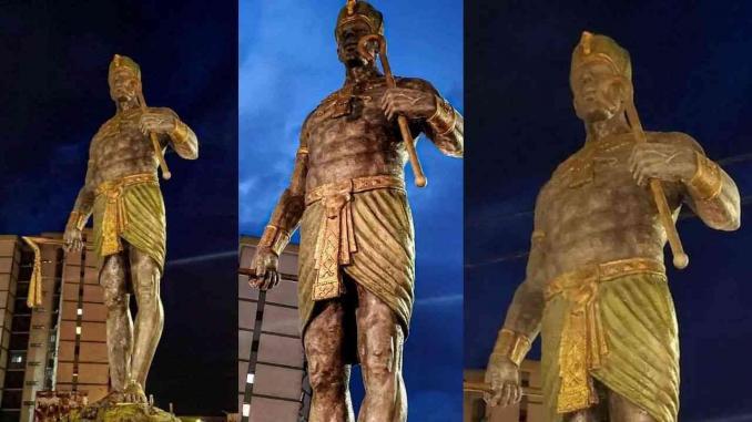 Algérie: une statue de pharaon soulève les passions pour le Nouvel an berbère