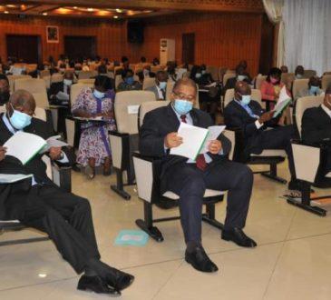 Analyse Gabon Les cinq criteres retenus par Ali Bongo - [Analyse] Gabon : Les cinq critères retenus par Ali Bongo Ondimba pour sélectionner les 15 sénateurs nommés