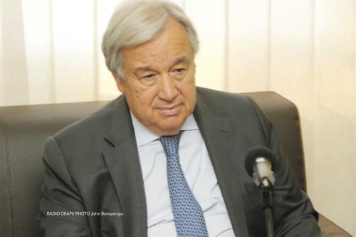 Attaque contre une mission du PAM : le chef de l'ONU appelle la RDC à enquêter rapidement sur ce ciblage odieux