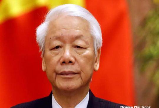 Final vietnam - Vietnam : Nguyen Phu Trong réélu pour un 3ème mandat à la tête du Parti communiste