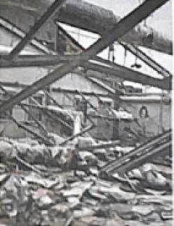 15 uob delabrement avance2 - Université Omar Bongo, un lieu de désolation et de délabrement avancé