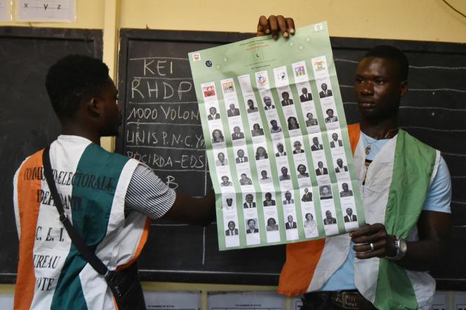LEGISLATIVES EN COTE D'IVOIRE