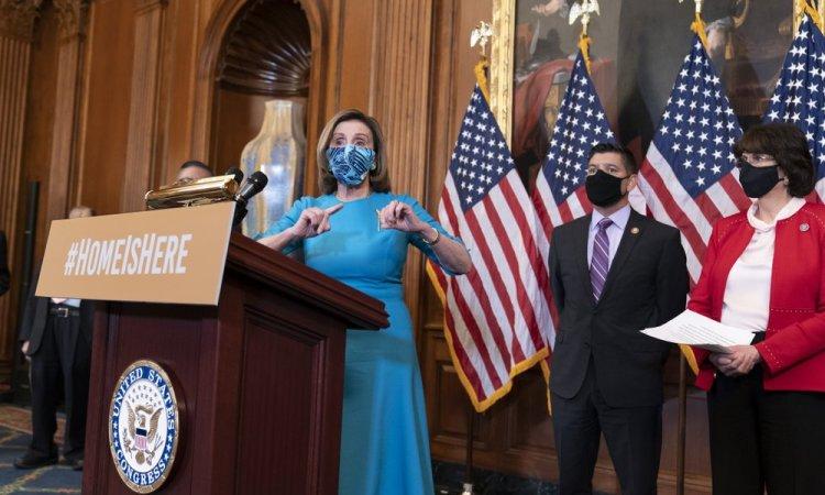 19 MARS 2021 - USA | Immigration : vote favorable de la Chambre des représentants pour ouvrir l'accès à la citoyenneté