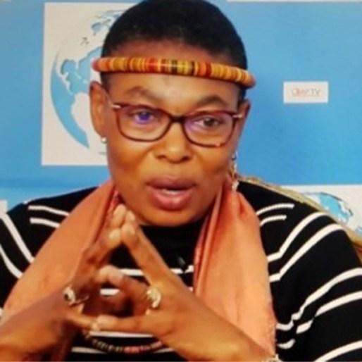 23 mars Maximilienne Ngo Mbe Prix IWOC 2021 - U.S : Prix international du courage féminin  2021