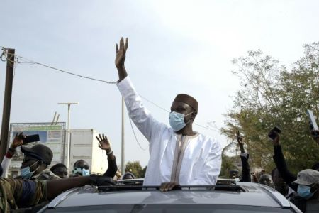 8c6ab0ca - L'opposant sénégalais Ousmane Sonko est libre sous contrôle judiciaire