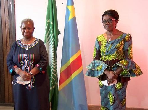 Bintou Keita : « Nous devons faire en sorte que l'Est de la RDC soit en paix »