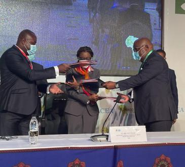 CongoEconomie Numerique Signature dun accord sur la creation dun centre - Congo/Economie Numérique: Signature d'un accord sur la création d'un centre de recherche scientifique sur l'intelligence artificielle