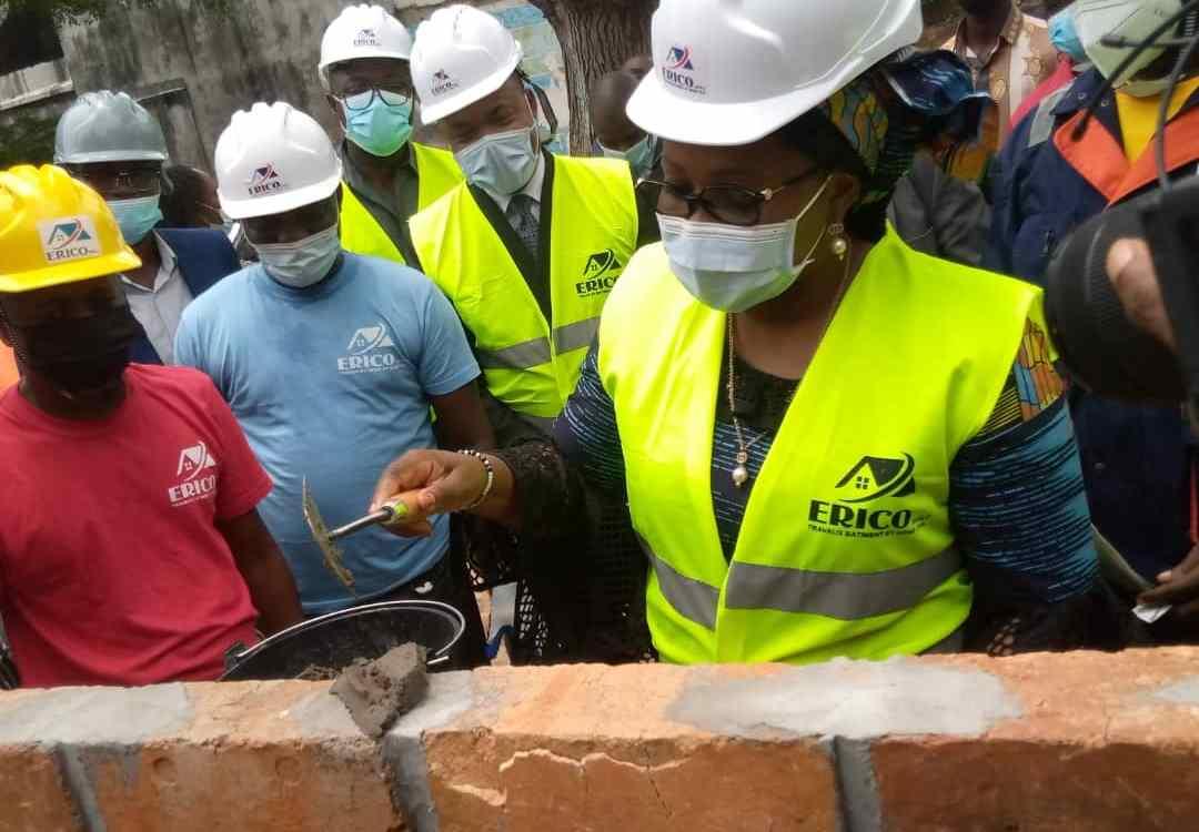 CongoSante Bientot la rehabilitation du Laboratoire national de sante publique - Congo/Sante: Bientôt la réhabilitation du Laboratoire national de santé publique
