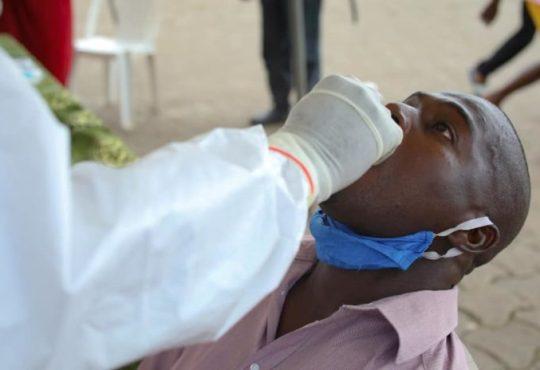 Covid 19 Confronte a une inquietante seconde vague le Gabon - Covid-19 : Confronté à une inquiétante seconde vague, le Gabon voit le nombre de contaminations grimper irrémédiablement