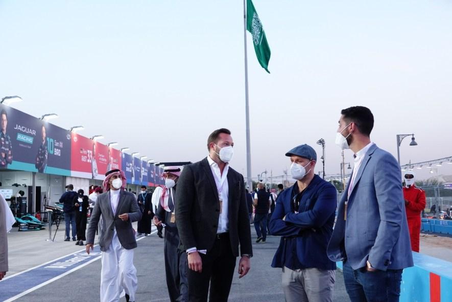 EvPmKBdXUAY7yIa - Arabie Saoudite : E-Prix Diriyah 2021 : les organisateurs se félicitent de la réussite de l'événement.