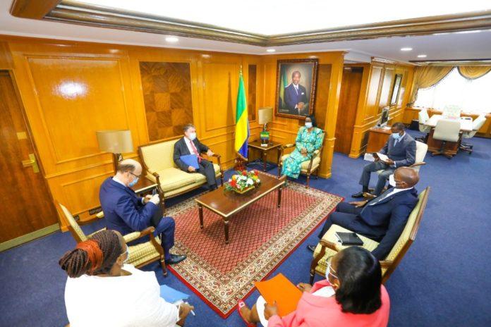 Gabon La France veut contribuer a la consolidation - Gabon : La France veut contribuer à la « consolidation » du réseau des six écoles conventionnées