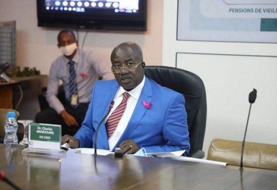 Gabon Le directeur general de la CNSS Charles Mendoume - Gabon : Le directeur général de la CNSS, Charles Mendoume, est décédé de la Covid-19
