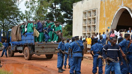 Le Burundi désengorge ses prisons: 40% des détenus vont être libérés