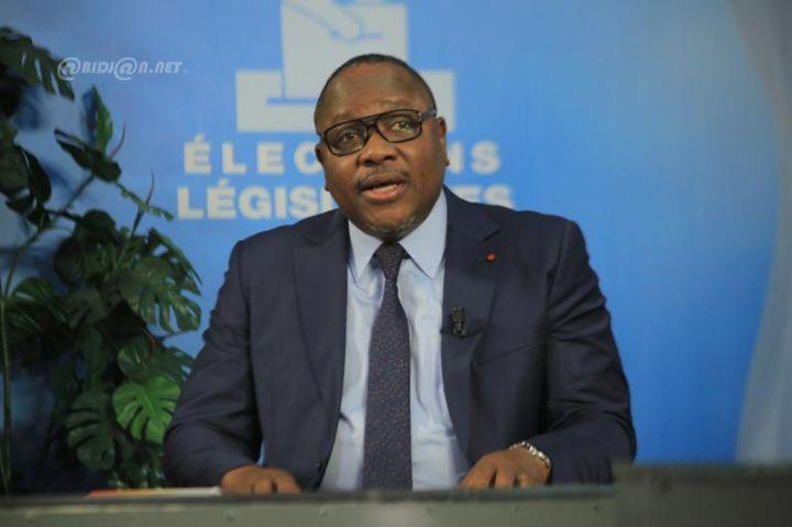 Legislatives 2021 Le president de la CEI met en garde - Législatives 2021: Le président de la CEI met en garde les candidats qui s'adonnent à la proclamation des résultats en dehors de l'organe autorisé