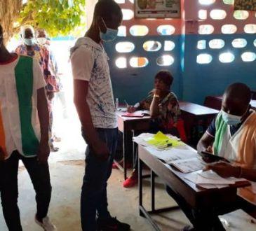 Legislatives 2021 demarrage du scrutin a Abidjan et les villes - Législatives 2021: démarrage du scrutin  à Abidjan et les villes de l'intérieur du pays