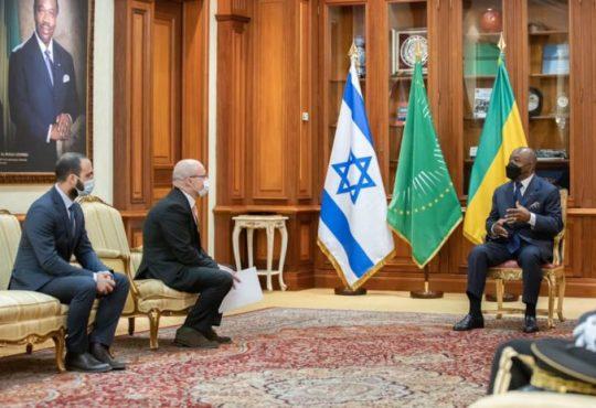 Pourquoi lentretien entre le president Ali Bongo Ondimba et le - Pourquoi l'entretien entre le président Ali Bongo Ondimba et le nouvel ambassadeur d'Israël au Gabon était (si) important