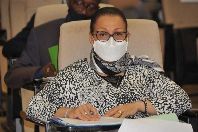 Urgent Gabon Lucie Milebou Aubusson reconduit a la presidence du - [Urgent] Gabon : Lucie Milebou-Aubusson reconduit à la présidence du Sénat pour 6 ans
