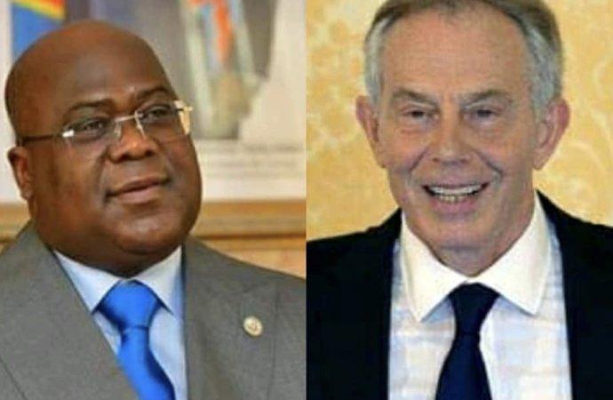 RDC : Les pilotes de Tony Blair dans le cockpit présidentiel