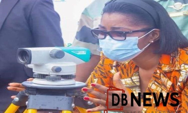 """Gabon, 7 mois après le lancement, Rose Christiane Ossouka Raponda, où en sont les travaux de la """"Transgabonaise"""""""
