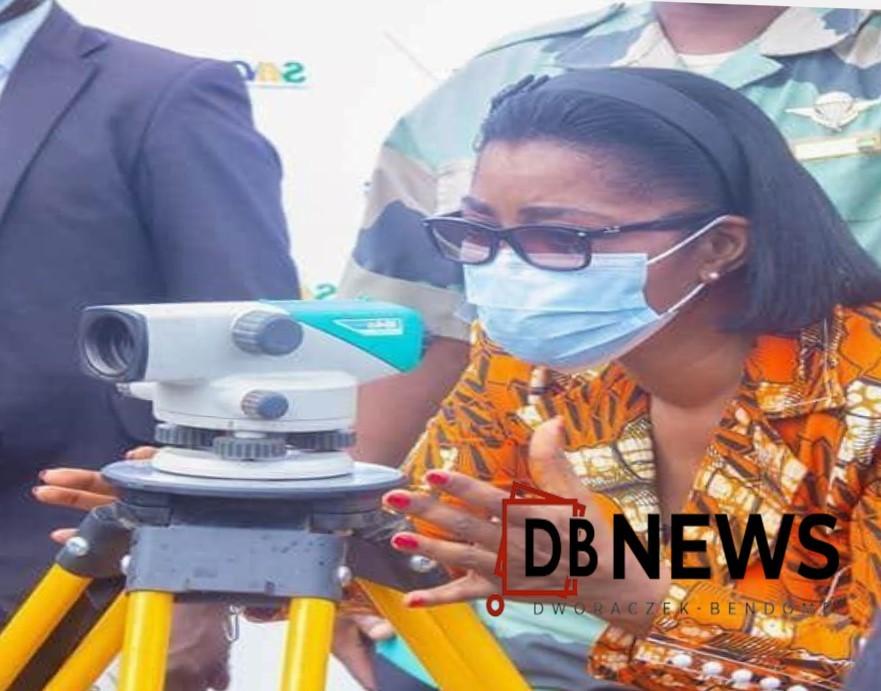 """0 Gabon 7 mois apres le lancement ou en sont les travaux de la transgabonaise - Gabon, 7 mois après le lancement, Rose Christiane Ossouka Raponda, où en sont les travaux de la """"Transgabonaise"""""""
